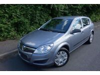 2009 Vauxhall Astra 1.3 CDTI Diesel , ONE OWNER FROM NEW, HALF LEATHER, ELECTRIC WINDOWS
