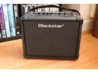 Blackstar ID:CORE Stereo 10 V2. Amazing little Amp.