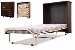 Mini Murphy Bed in a Chest
