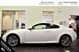 2012 Infiniti G37X **Sport AWD NAV TECH** 125$/semaine garantie