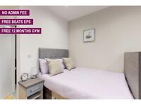 Two-bed apartment at Onyx Residence: Flat 65. FREE BEATS EP HEADPHONES & 12 MONTHS GYM MEMBERSHIP