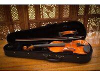 Chantry Violin & Extras