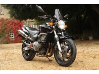 Honda Hornet cb600f AMAZING RELIABLE MOTORBIKE MOTORCYCLE with low milage