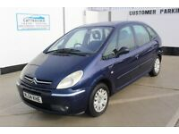 Citroen Xsara Picasso 1.6 i Desire 5dr £550 p/x welcome 2 owners, Serviced