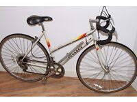 Vintage ladies Peugeot Premiere Road bike,10speed,Lightweight Small 48cm frame,700c alloy wheels,VGC