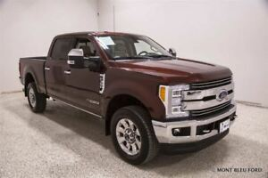 2017 Ford F-350 Lariat - Executive Diesel MSRP $ 96 163.00
