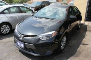 2015 Toyota Corolla LE Heated Seats Backup Cam
