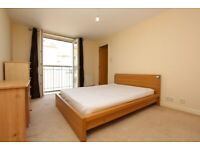🆕MASTER ENSUITE FOR COUPLE IN 3 BED FLAT IN CANARY WHARF -ZERO DEPOSIT APPLY- #28,5 Millenium