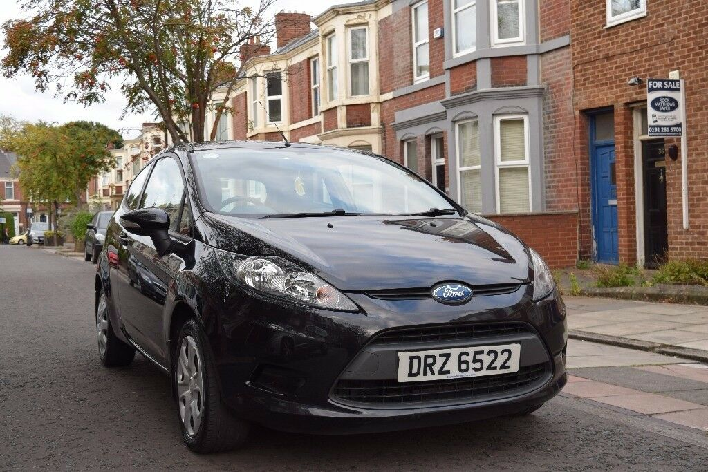 Ford Fiesta Style 2009 3dr 1.25l. Great condition. Priced to sell. Based in Berwick upon Tweed