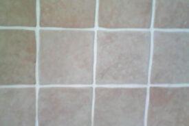 Beige Ceramic Wall tiles - New
