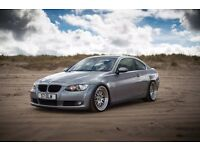 2007 BMW 325i Coupe with just 59,000 miles, full leather seats and loads of optional extras.