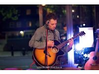 Guitar lessons with Pro Musician in Bethnal Green (£10trial)