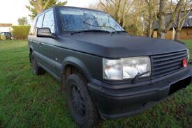Range Rover 2.5 TDI Black Matte Automatic
