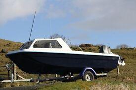 Seahog 15ft boat