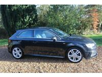 This is an outstanding example of A sought after LOW MILEAGE Audi A3 S-Line.