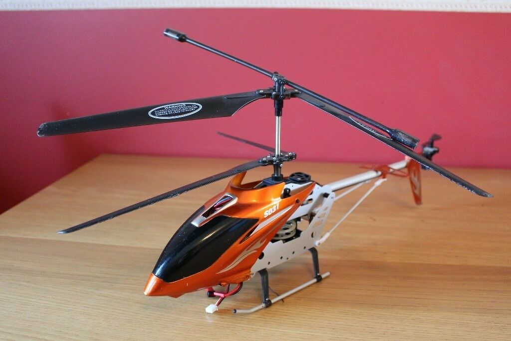 Syma S031G Large RC Helicopter With Spare Parts | in Weston-super-Mare,  Somerset | Gumtree