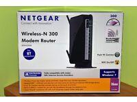 Brand new Netgear DGN2200 Modem Router