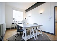 One desk space available to let to professional/ start up in Canonbury Yard. All inclusive rent. N1