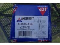 Ankerbolts x25
