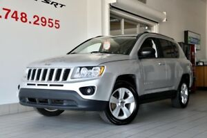 2011 Jeep COMPASS NORTH 4X4 BAS KM AUTOMATIQUE