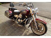 Kawasaki VN1500-l1 Nomad cruiser - not Harley / Yamaha / Honda
