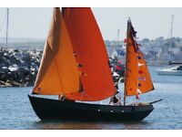 Drascombe Lugger, Katharine Mary the first Drascombe Lugger