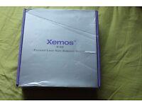 Xemos w-808 laser hair removal needs eu/uk adapter mains