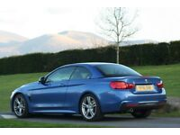 BMW 4 Series 3.0 430d M Sport 2dr Convertible