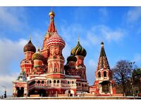 Native Russian language tutor , teacher , translator