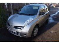 2005 Nissan Micra 1.2 Petrol, 1 OWNER FROM NEW, 2 Keys, Very Good Runner, HPI CLEAR