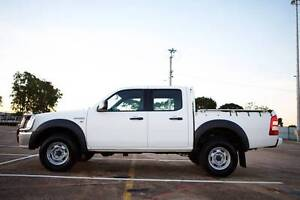 2008 Ford Ranger Dual Cab Diesel Ute Brisbane City Brisbane North West Preview