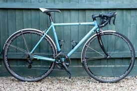 Kinesis T2 Racelight Road Bike size 53cm