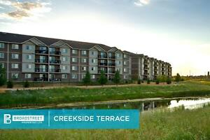 Pet friendly Two Bedroom Apartment w in-suite laundry Sage Creek