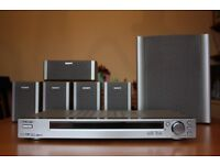 Sony home theatre system STR-KSL50 5.1 digital amplifier and speakers.