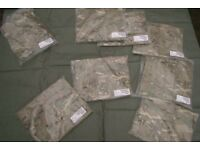 NEW - British Forces Issue MTP PCS Shirt / Lightweight Jacket
