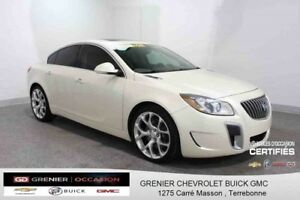 2013 Buick REGAL GS *GPS CUIR TOIT OUVRANT* *BREMBO*