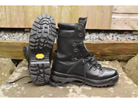 BRITISH ARMY Issued (AB30) GORETEX Cold Weather BOOTS (Size9L)