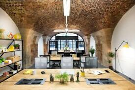 Private or Shared Office Space in Wapping (E1) Flexible Space in Grade-I listed building
