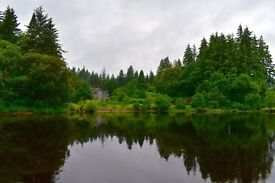 Commis Chef for 4 star Country House Hotel in idyllic rural setting on the shores of Loch Awe
