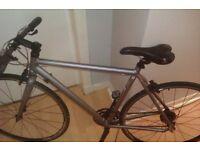 Ridgeback mountain bike
