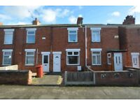 2 bed house, Welbeck street, Creswell £400pcm. 1st month rent only £200