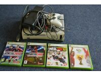 xbox 360 . 120gb . console bundle .