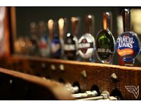 Bar and Waiting Staff Required Basement Bar, Edinburgh