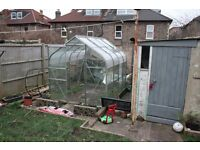 Greenhouse FREE dismantled ready to collect