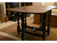 OAK 40s DINING TABLE