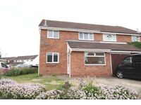 Three / four bedroom house in Fareham to rent