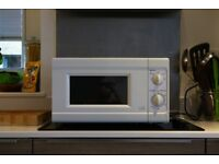 Microwave oven - nice and easy