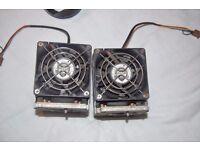 HP ML350 cpu coolers