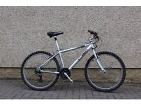 Carrera Vulcan bike good going bicycle good deal at price reduced today only £75 bicycle