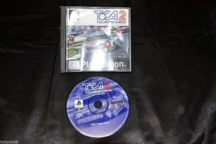 Toca 2 Touring Cars Sony PlayStation 1 Game PAL Racing, Australia Loganholme Logan Area Preview